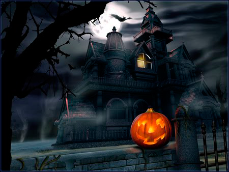 Halloween Wallpaper on Favorite Sites For Halloween Wallpaper    Coyote Moon  Inc