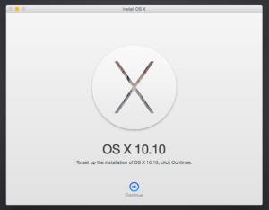 cleaninstallyosemite