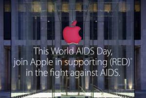 AppleAidsDay