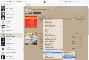 iTunesPlaylist