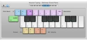 MusicalTyping